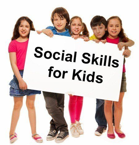 Social Skills for Kids Training Classes - etiquette and people skills for success in life.