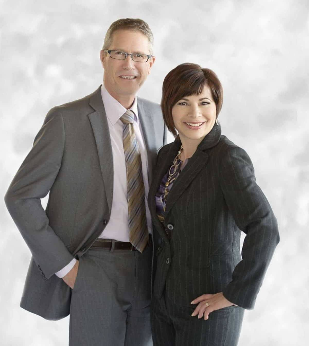 Style for Success -Joanne Blake and Terry Pithers