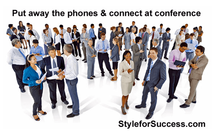 Style for Success - Connect at Conference Keynote
