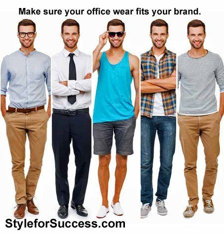 Stylefor Success - Casual office wear tips and advice
