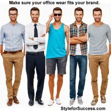 Casual Office Wear Tips