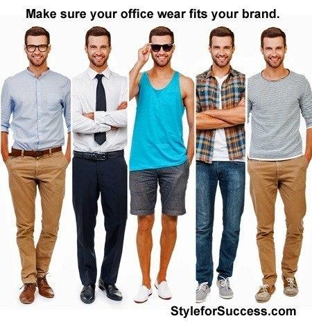 Casual Office Wear Tips