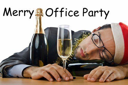Office Party Etiquette Tips - What not to do at the office Christmas party