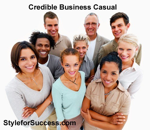 Style for Success -Business Casual Training