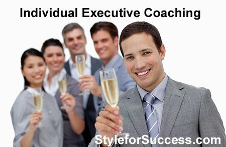 Move from good to great with Individual executive coaching