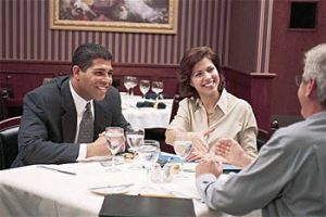 Business etiquette and image consultants share table manners tips and advice