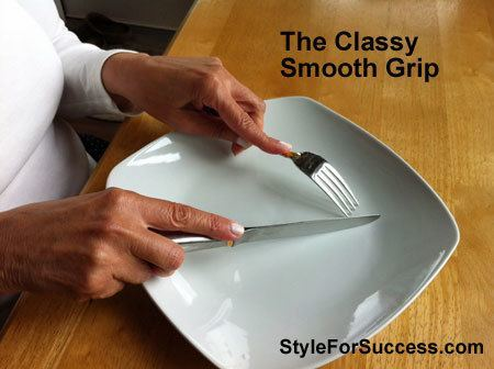 Table Manners Classy Grip