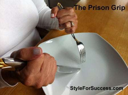 Table Manners Prison Grip
