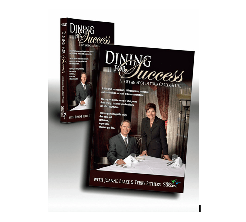 Dining For Success Training - Product