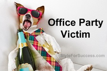 Office Party Mistakes Victim Dog