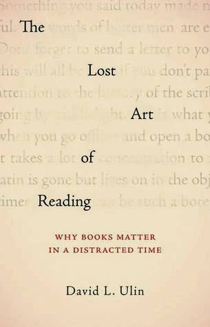 The Lost Art of Reading Books