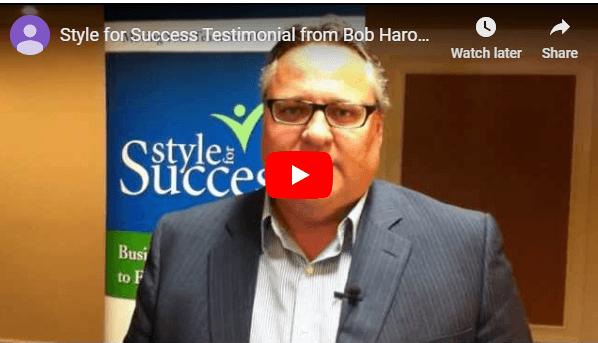 Testimonial Bob Haromy v2